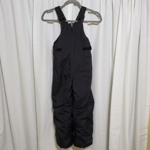 Kids Columbia bib snow pants size S